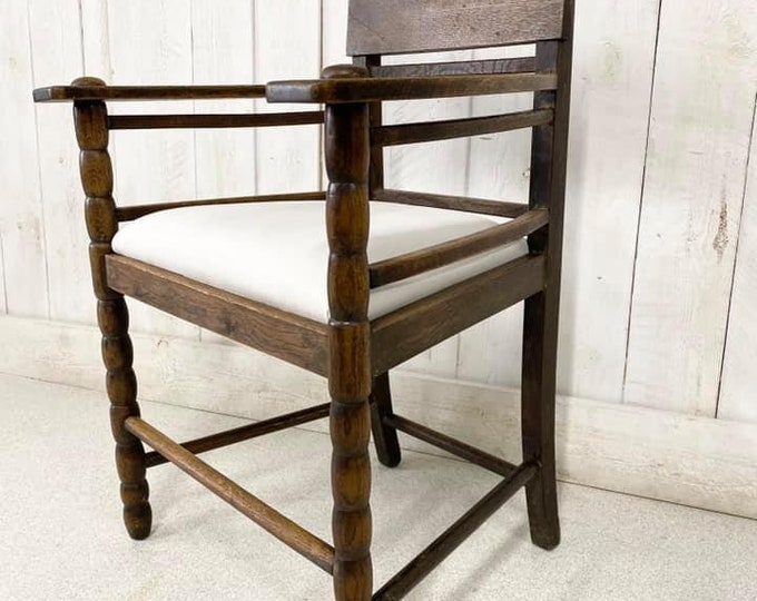 Antique Arts and Crafts Chair