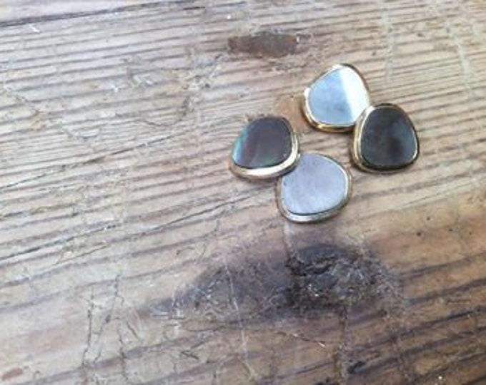 Vintage Cufflinks Shirt Cufflinks C1960 Fathers Day Valentine Gift  JO98