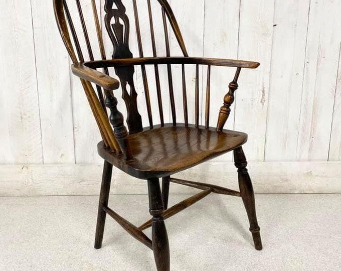 Antique C1880 Windsor Chair