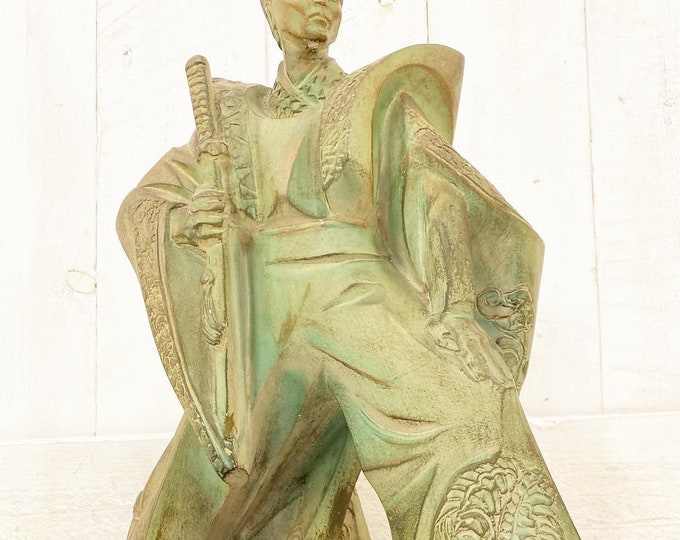 Samurai Warrior Figure