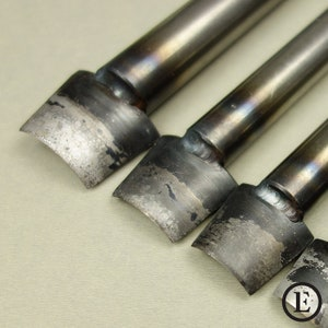 12 Circle Round Corner Punch Edge Leathercraft Leather Strap Sharp Cutter Tool Circular Craft