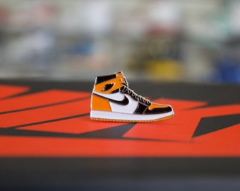 Air Jordan 1 sneaker Pin | Etsy
