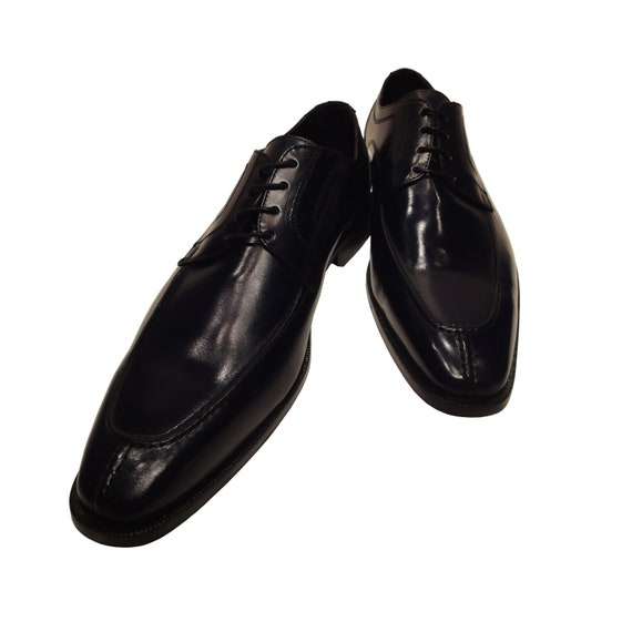 Men's Ronaldo Handmade Solid Black