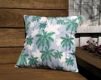 Palm Tree outdoor cushion cover