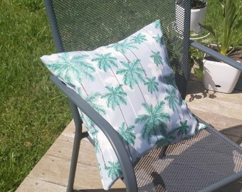 Palm Trees outdoor cushion cover