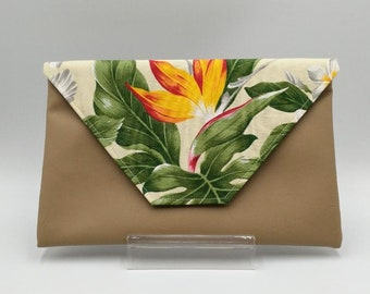 Tropical Bird of Paradise Clutch
