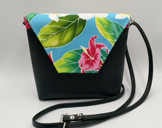 Featured listing image: Tropical Blue Handbag