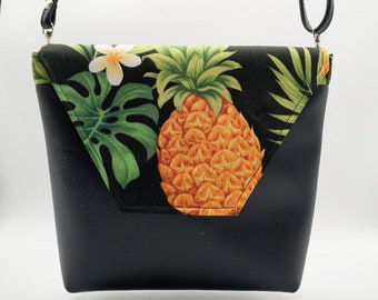Tropical Pineapple Bag