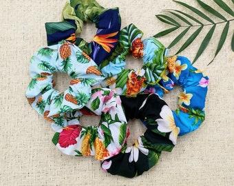 Hawaiian scrunchies