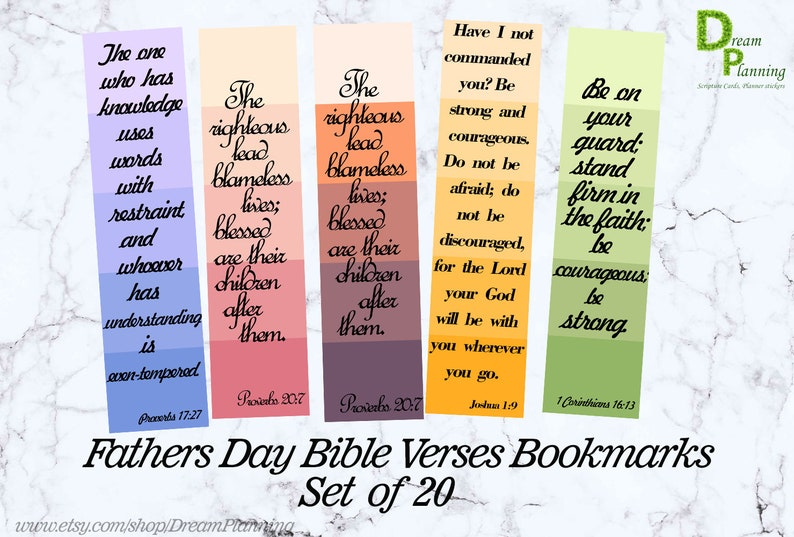 photo regarding Printable Christian Bookmarks named Christian Fathers Working day Bookmarks Christian Bookmarks Printable Bible Journaling Bible Verses Bookmarks Scripture Artwork Scripture Bookmark NIV