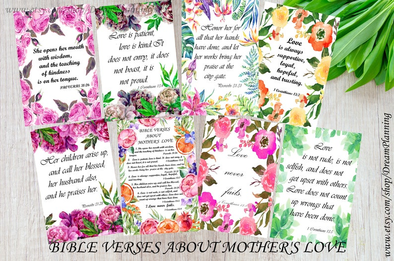 mothers day bible verses cards scripture memory cards bible journaling esv  scripture mothers bible study scripture study cards memory verse