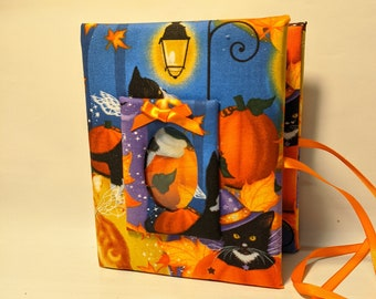 Sweet Pea Flowers Custom Photo Album for Baby Girl Holds 100 4x6 Photos Handmade