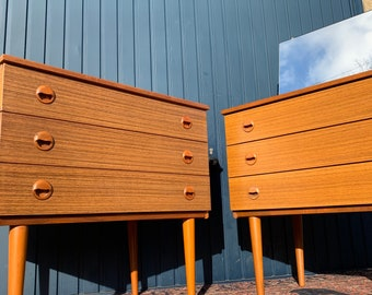 Chest of Drawers - Vintage Mid Century Design