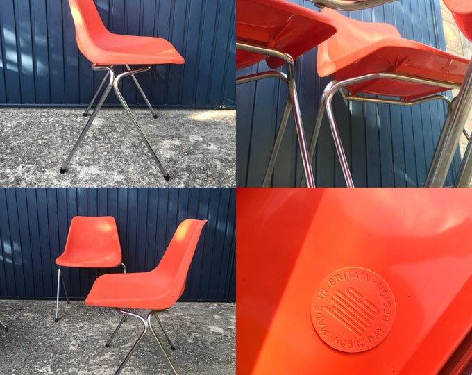 Robin Day Polyside Chair