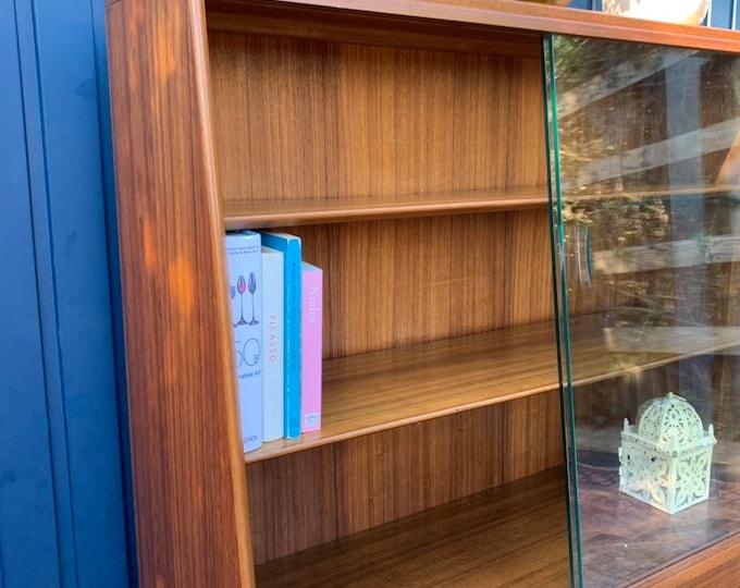 Vintage G Plan Bookshelves in Walnut