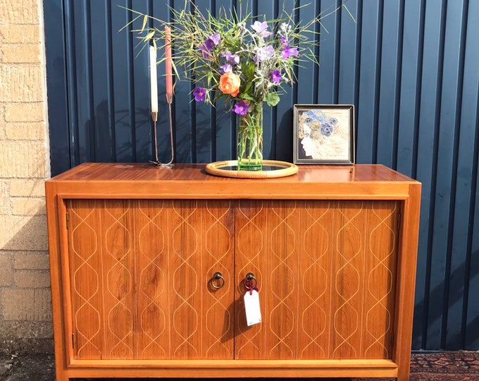 Iconic Mid Century Sideboard - THE HELIX