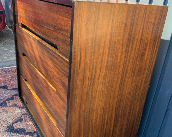 Vintage Mid-Century Chest of Drawers by John and Sylvia Reid for Stag