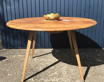 Ercol Dining Table - Original Vintage Ercol Windsor Range