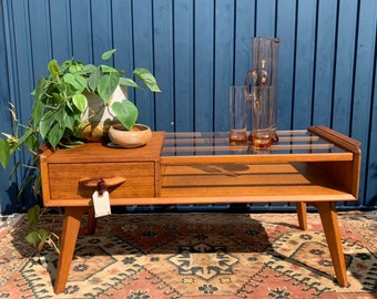 Rare Mid Century G Plan Coffee Table - Cocktail Table