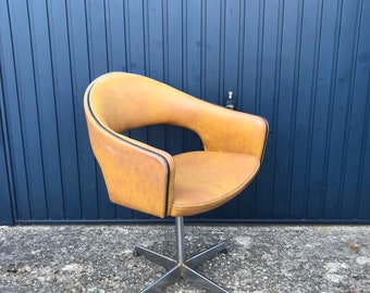 Mid-Century Eames Era Desk Chair
