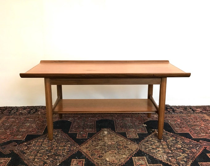 Mid Century Coffee Table - Danish Modern