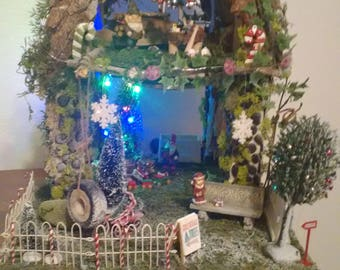Santas Christmas Shop