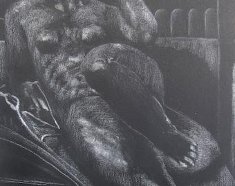 Michelangelo sculpture - prints - نسخ