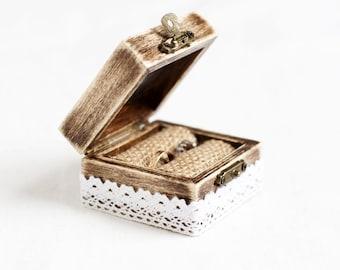 Wedding Ring Holder For Ceremony Etsy