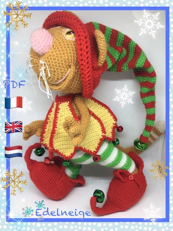 Ravelry: House Elf Amigurumi pattern by Heather Wales | 760x570