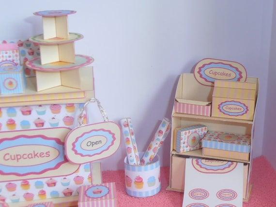 Dollhouse Miniature 1 12th Scale Instant Download Pdf Bumper Etsy
