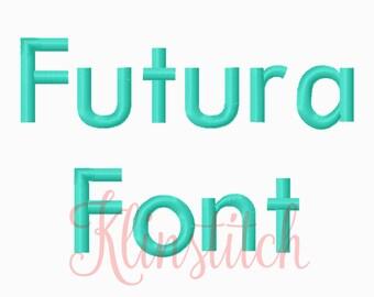 Futura font | Etsy