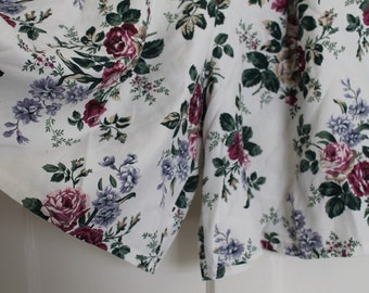 Floral shorts, Vintage, S / XS (roughly)