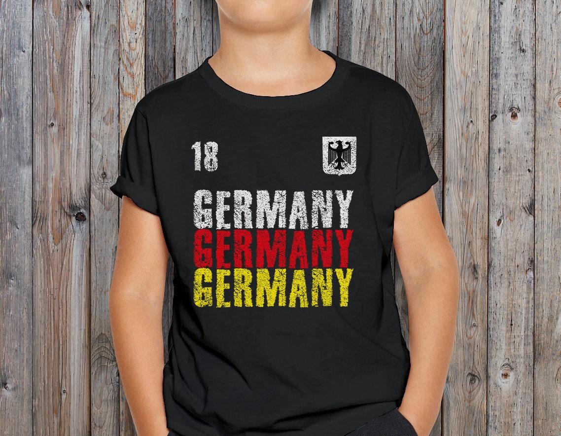 Nigeria Kid/'s T-Shirt Country Flag Map Top Children Boys Girls Unisex