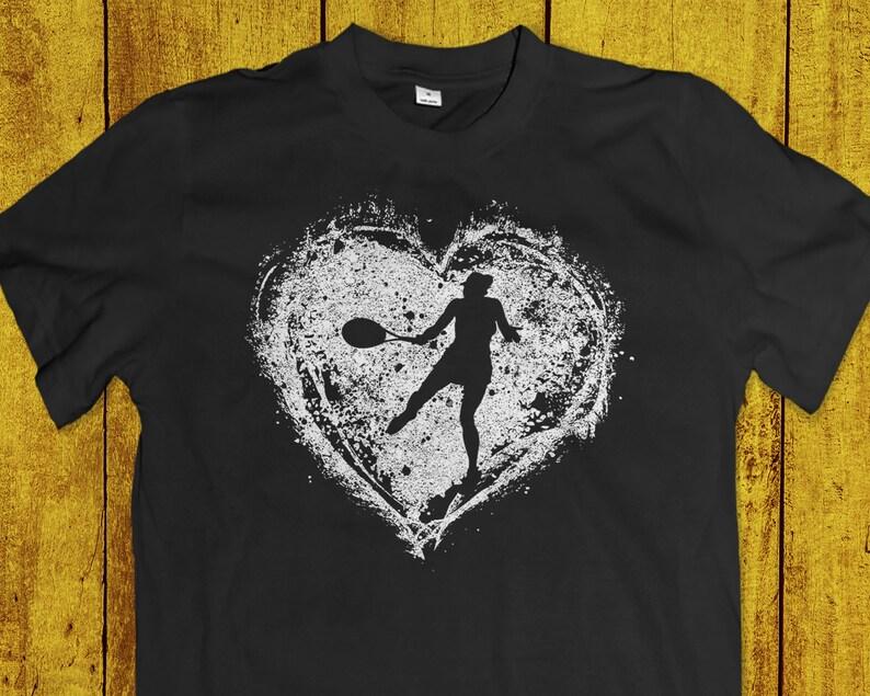 Tennis Player Gift Women Men Tennis Shirt Love Grass Court Kids