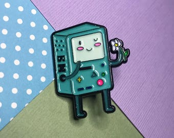 BMO Blush Enamel Lapel Pin