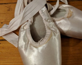 Used ballet shoes   Etsy