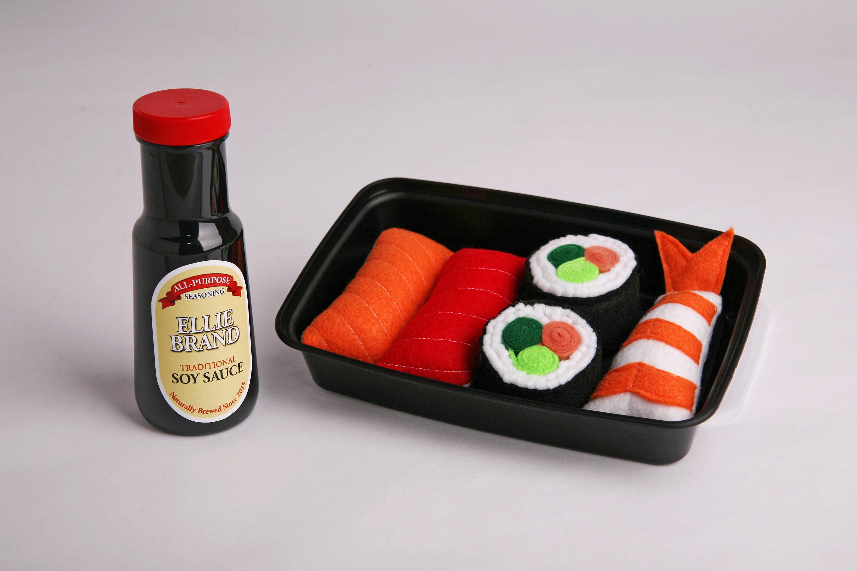nigiri de tortilla Llavero sushi