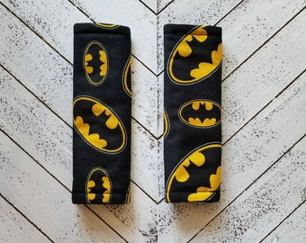 Batman Baby Car Seat Strap Cover Accessories Toddler Belt