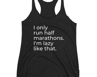 Disney Marathon RunDisney Race Shirt Run Your Tail off Minnie Tank Top Magic Miles