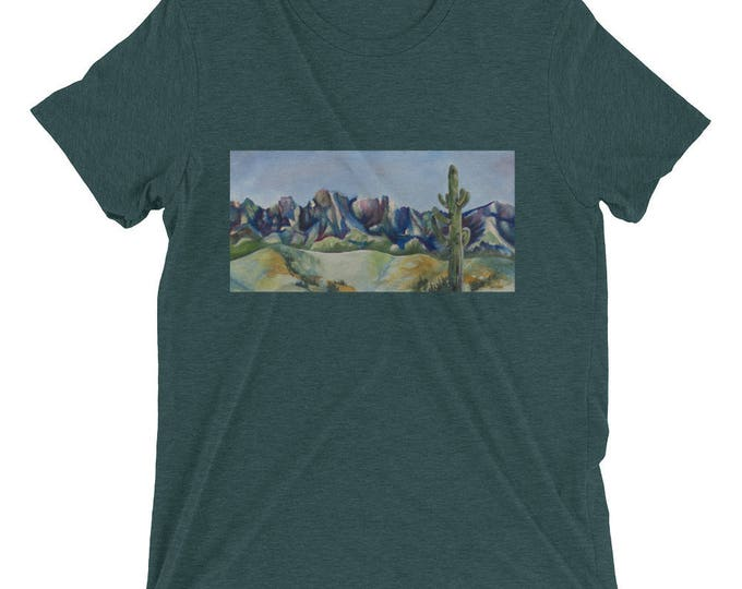 Desert Cactus Short sleeve t-shirt