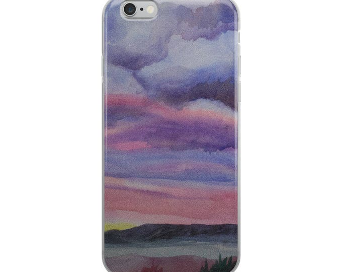 Desert Landscape iPhone Case