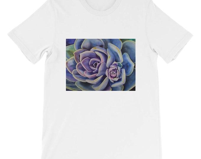 Succulent Short-Sleeve Unisex T-Shirt