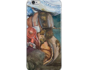 Cowboy Boot iPhone Case