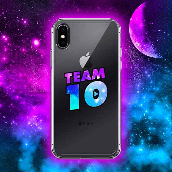 Team 10 Jake Paul iphone case