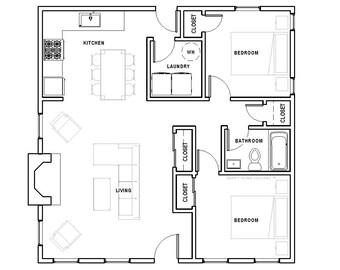 Custom House Plans Etsy