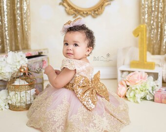 be2697a3ec7d First birthday dress