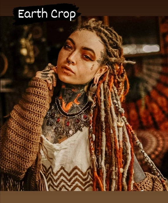 Raw Cotton Tribal Crop Top \u2022 Block Print Crop Top \u2022 White Lace Up Crop \u2022 Earthy Frayed Natural Clothing \u2022 Burning Man Festival Wear \u2022 Tie Up