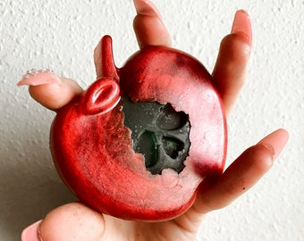 Handmade Soap: Snow White's Sour Apple