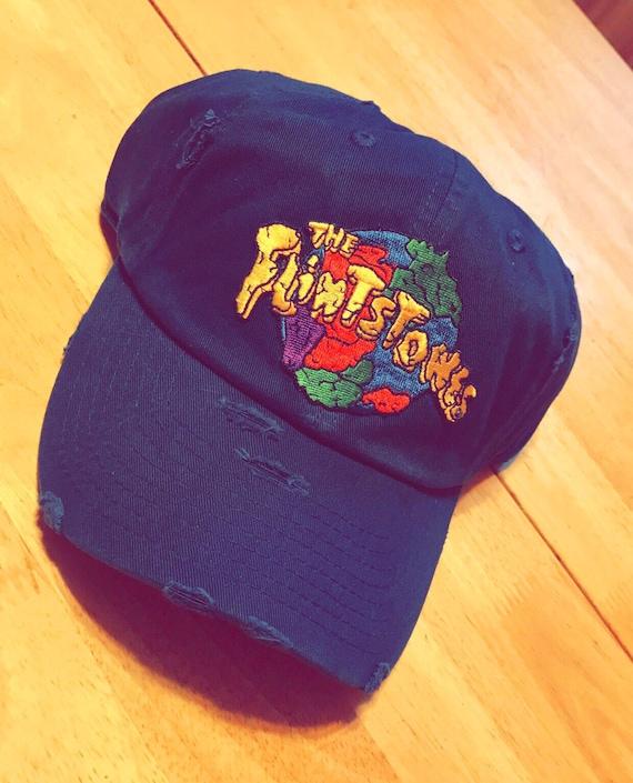 cd33b9ce065 Flintstone Strapback Hat