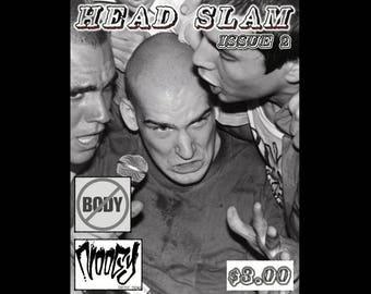 HEAD SLAM Issue 2